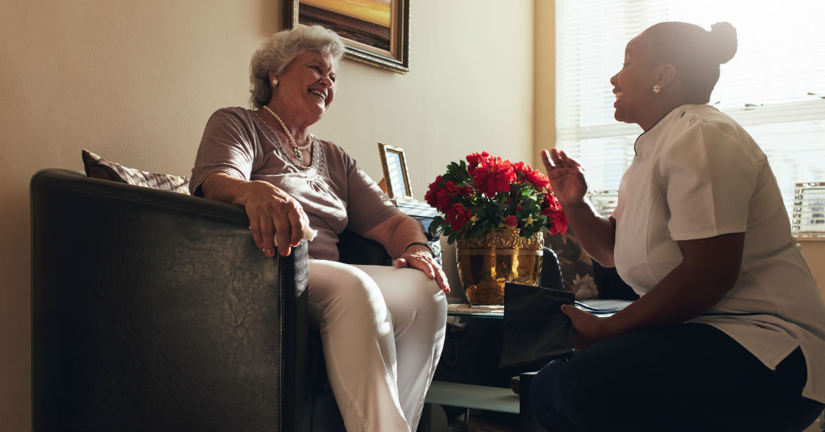 Maintaining Independence The Benefits of Assisted Living