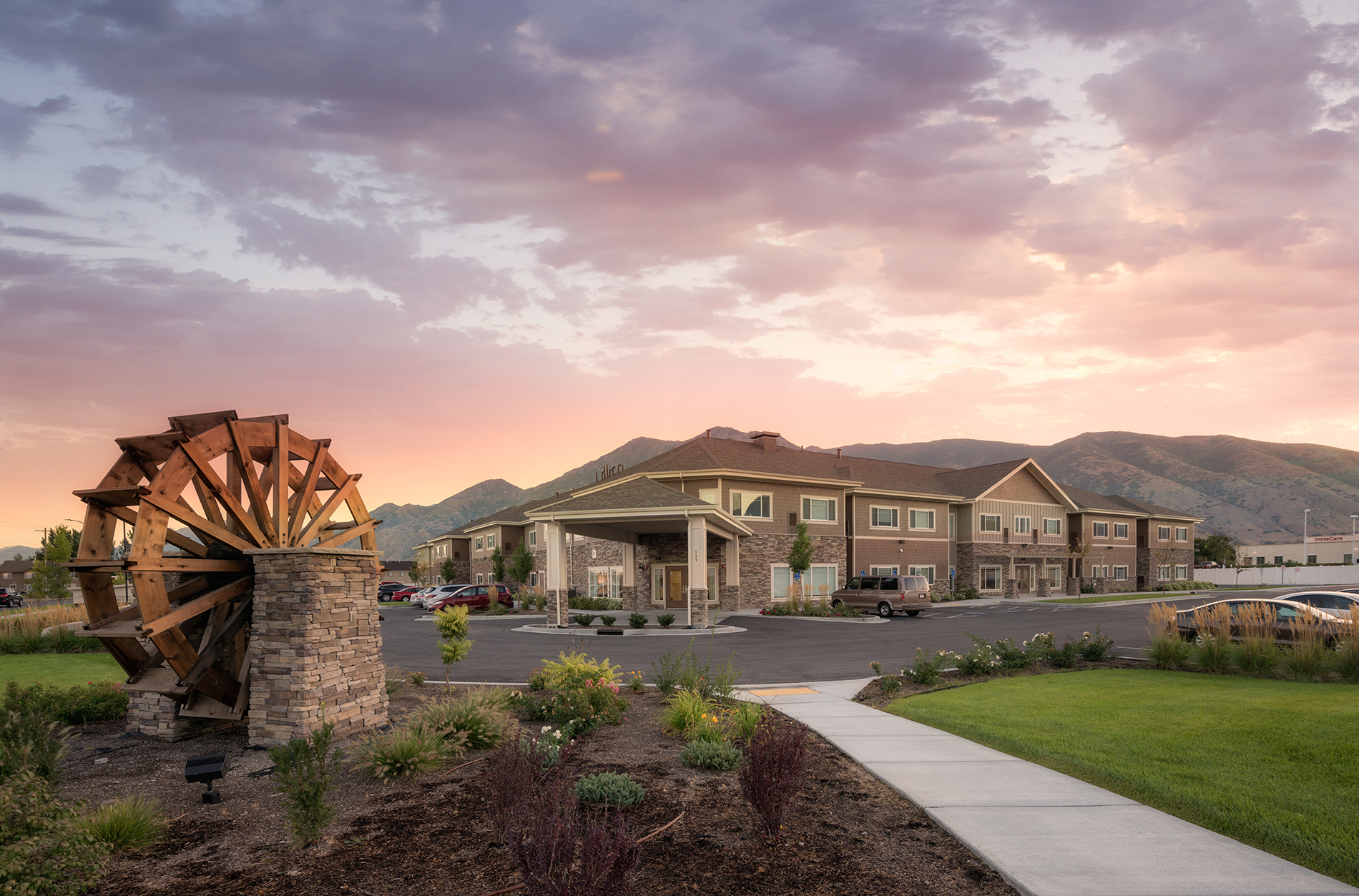 Ashford Assisted Living and Memory Care center