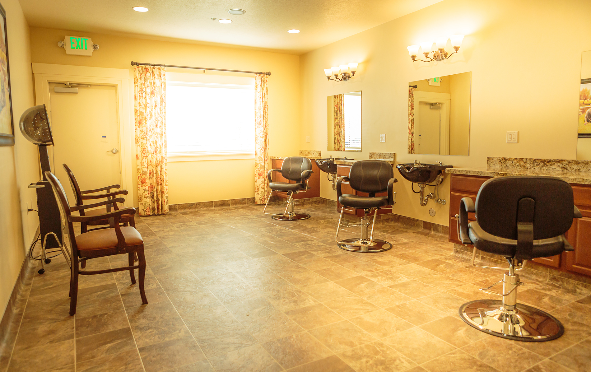 ashford hair salon